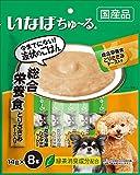 いなば ちゅ~る 総合栄養食 とりささみ チーズ入り 猫用おやつ 14g×8本