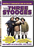 Three Stooges: Greatest Routines [DVD] [Import]