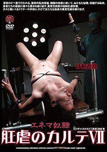 肛虐のカルテVII 日和香澄 アートビデオSM/妄想族 [DVD]