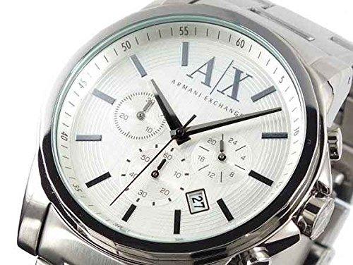 アルマーニ エクスチェンジ ARMANI EXCHANGE AX2058 メンズ 腕時計 クロノグラフ メタルバンド シルバー 並行輸入 [時計] [時計]