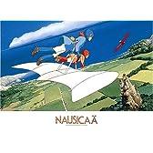 500ピース ジグソーパズル 風の谷のナウシカ 風に乗って (38x53cm)