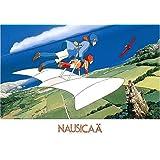 エンスカイ 500ピース ジグソーパズル 風の谷のナウシカ 風に乗って (38x53cm)