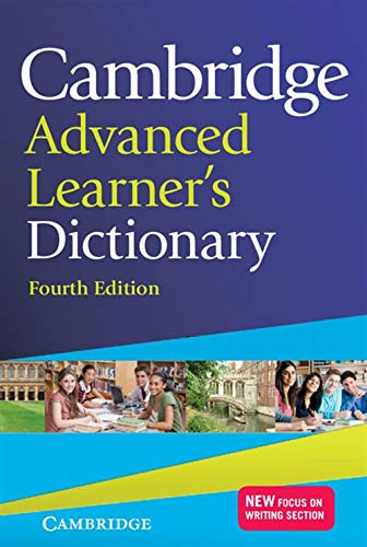 Download Cambridge Advanced Learner's Dictionary 1107035155