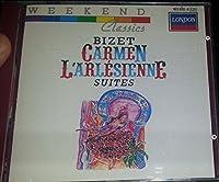 Carmen Suite / L'Arlesienne Suites by GEORGES BIZET