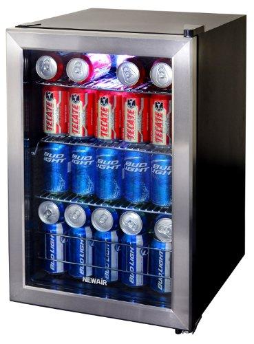 ニューエアー ビバレッジクーラー 84缶 冷蔵庫 NewAir AB-850 84-Can Beverage Cooler