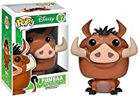 The Lion King Funko POP! Disney Pumbaa Vinyl Figure #87 [並行輸入品]