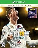 FIFA 18 RONALDO EDITION 【限定版同梱物】・STANDARD EDITION (通常版) より最大3日間の早期アクセス ・5試合FUTレンタル選手のCristiano Ronaldo ・ジャンボプレミアムゴールドパック20個 (1 × 20週間) ・スペシャルエディションのFUTユニフォーム8種類 同梱 - XboxOne