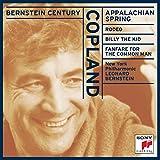Bernstein Century - Copland: Appalachian Spring, Rodeo, etc / Bernstein, New York PO 画像