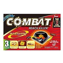 Combat Roach Killer Bait Stations, 6 count