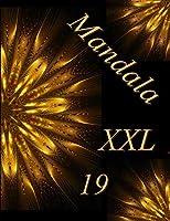 Mandala XXL 19: coloriages pour adultes - Coloriage anti-stress