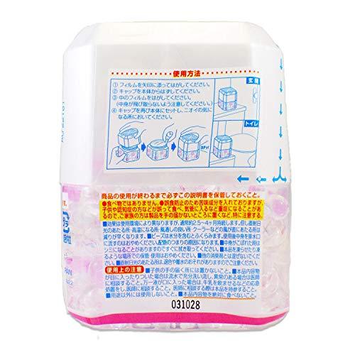 アクアリフレ メガ玉 消臭ビーズ ほのかなシャボンの香り 本体(320g)