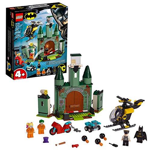 レゴ(LEGO) スーパー・ヒーローズ  バットマン(TM) とジョーカー(TM) の脱出 76138