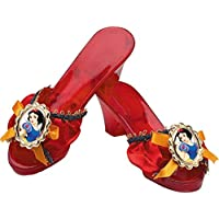 Disney Snow White Child Shoes ディズニー白雪姫子供靴?ハロウィン?サイズ:One Size