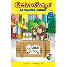 Curious George Lemonade Stand  CGTV Reader, Level 2