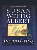 Indigo Dying (Thorndike Press Large Print Mystery Series)