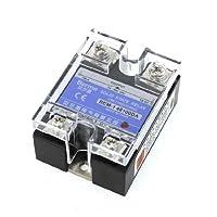 24-480VACにDealMux 3-32VDC 100アンペア出力単相SSRソリッドステートリレー