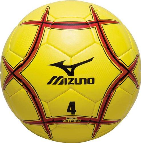 ミズノ サッカーボール 4号球 12OS370