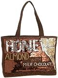 [メイク エブリデイ ハッピー] Honey トートバッグ 10K252-CH チョコレート (チョコレート)