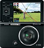 CASIO デジタルカメラ EXILIM 石川遼プロのスイングムービー内蔵 ゴルファー向けハイスピードカメラ EX-FC500SBK