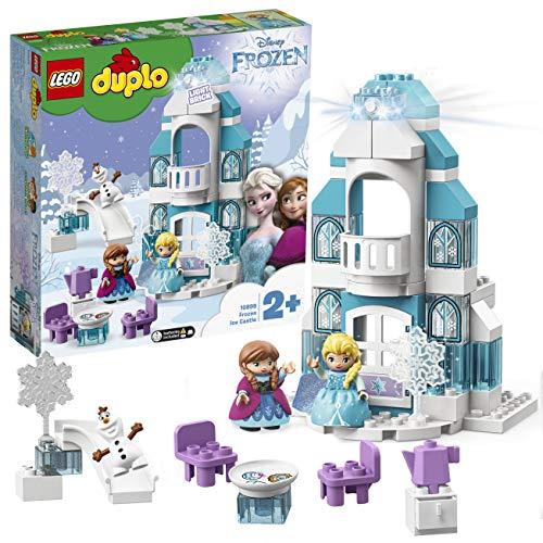 レゴ(LEGO) デュプロ アナと雪の女王 光る! エルサの...
