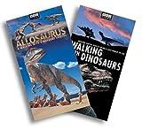 Allosaurus: Walking Special & Walking Dinosaurs [VHS] [Import]