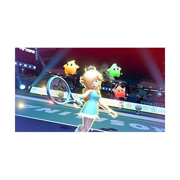 マリオテニス エース - Switchの紹介画像8