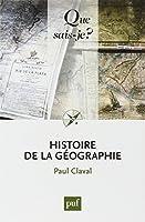 Histoire de la geographie (4ed) qsj 65