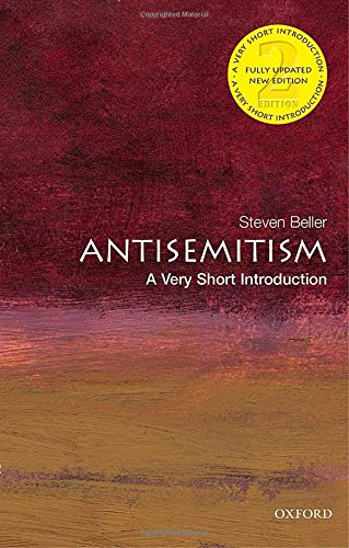 Download Antisemitism: A Very Short Introduction (Very Short Introductions) 0198724837