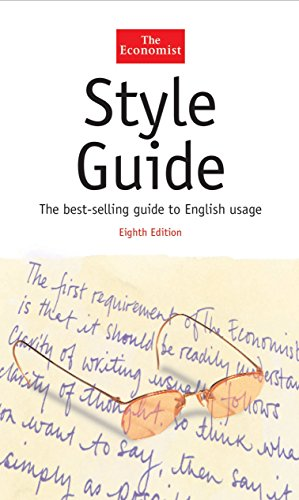 Download The Economist Style Guide 186197535X