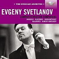 Russian Archives: Evegny Svetlanov by Borodin (2012-05-17)