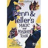 Penn & Teller's Magic & Mystery Tour [DVD] [Import]