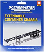 Walthers Inc. Extendible Container Chassis 【You&Me】 [並行輸入品]
