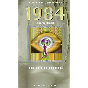 1984 And Related Readings (Literature Connections)