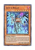 遊戯王 英語版 IGAS-EN026 Jack-o-Bolan ジャック・ア・ボーラン (スーパーレア) 1st Edition