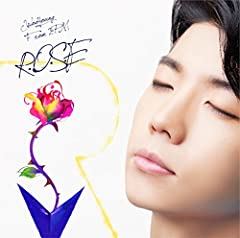 WOOYOUNG From 2PM「R.O.S.E」のジャケット画像