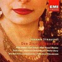 Johann Strauss II : Der Zigeunerbaron