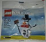 LEGO 30008 Creator Snow Man レゴ クリエイター 雪だるま