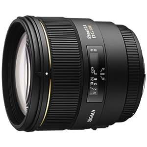 SIGMA 単焦点中望遠レンズ 85mm F1.4 EX DG HSM ソニー用 フルサイズ対応 320621
