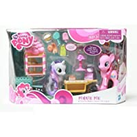 輸入マイリトルポニーハズブロhasbro、おしゃれなポニー My Little Pony Story Pack Playset Pinkie Pie Sweetie Belles Sweets Boutique [並行輸入品]