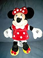 Disney's Minnie Mouse Plush - Red Dress -- 19'' H [並行輸入品]