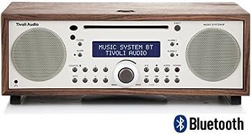 Tivoli Audio(チボリ・オーディオ)「Music System BT」クラシックウォールナット+ベージュ TVJPMSYBTCLA