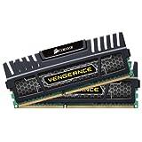 CORSAIR DDR3 メモリモジュール VENGEANCE  シリーズ 8GB×2枚キット CMZ16GX3M2A1600C10