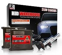 HID-Warehouse HIDキセノン変換キット エラー無し CanBus AC35W 9012 9012-3K-CB-35W-Kit