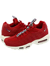 [ナイキ] AIR MAX 95 TT GYM RED/SAIL/GYM BLUE [並行輸入品]