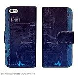 劇場版 蒼き鋼のアルペジオ -アルス・ノヴァ- Cadenza ダイアリースマホケース 01 イ401 for iPhone6
