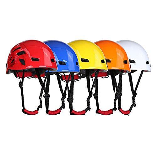 ヘルメット スポーツ アウトドア 登山 調整可能 保護 安全  5色