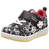 [ディズニー] 運動靴 ミッキー ミニー マジック 軽量 15-19cm 2E キッズ DN C1228