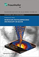 Microscopic Photoluminescence Spectroscopy on Silicon