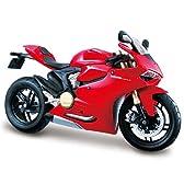 【ドゥカティ】1/12 Ducati 1199 Panigale/パニガーレ/バイク/レッド/ドゥカティ
