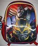 "Hasbro Transformers 3D Lenticular Boys' 16"" Backpack [並行輸入品]"